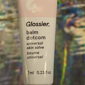Glossier Makeup - COPY - NWOB Glossier Balm Dot com mini duo rose/o…